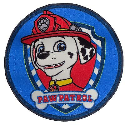 Paw Patrol Pawsome Floor Rug Kids Bedroom Decor Official New