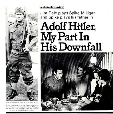 Adolf Hitler, My Part In His Downfall Movie Preview & Pictures (Jim Dale & Arthu
