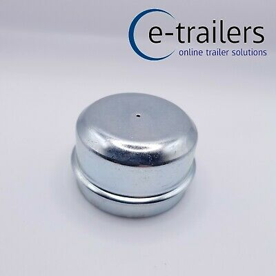 """50mm TRAILER GREASE DUST CAP FOR OFTEN USED ON 4"""" & 100mm PCD UNBRAKED HUBS"""
