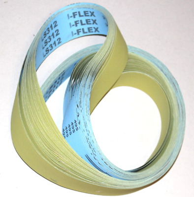 "2"" x 72""  Ceramic Sanding Belt - New To Ceramic?  On A Budget? 36 Grit - 3 Pack"