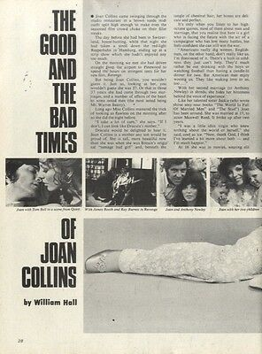 The Good And Bad Times Of Joan Collins Article & Picture(s)