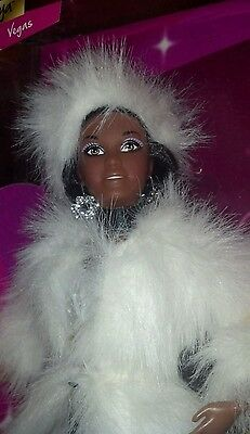 Kenya Fashion Doll Vegas Fashion Madness New - Kenya Vegas Style
