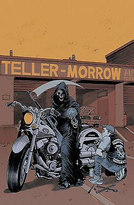 Sons Of Anarchy Redwood Original #12 (Mr)