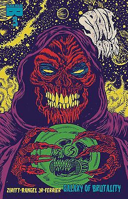 Space Riders Galaxy Of Brutality #3 (Mr)
