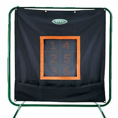 Atec Pitchers Target Screen with stand Good condition