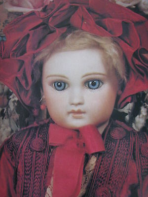 Treasury Of French Dolls!!! Large Antique Doll Collectors Hardback Book!!!