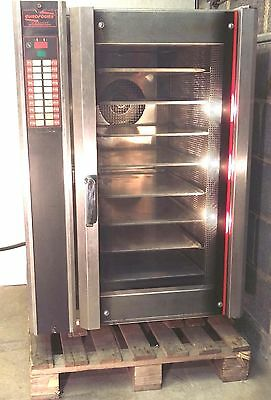 Eurofours RP10A Single Phase 10 Tray Bake off Convection Oven 10kW +1y warranty