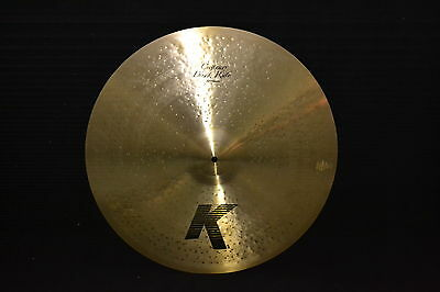 "ZILDJIAN - K-Zildjian Custom dark ride  22""/56cm"