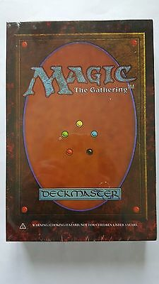 Mtg Magic Revised Gift Box 2 Player Set Factory Sealed Grt European Investment