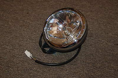 Vespa LXV 150 OEM headlight assembly 63982800EP