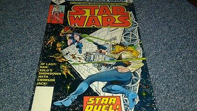 Star Wars #15 (Sep 1978, Marvel)  VF CRIMSON JACK ORIGIN..AND..DEATH OF JOLLI!!!