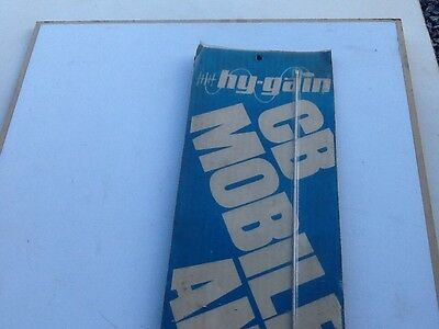 HY GAIN CB MOBILE ANTENNA AM FM Combination New in Old Package No. 426
