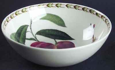 Rosina Queens HOOKER'S FRUIT (INDIA) Peach Soup Cereal Bowl 6360838