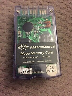 Sony PlayStation 1 Performance Mega Memory Card