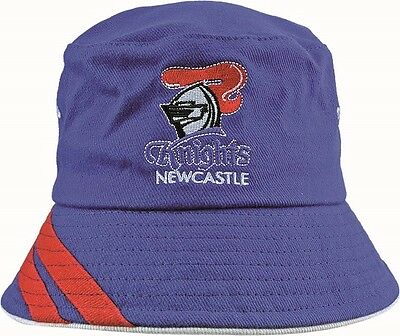 Newcastle Knights NRL 2017 GT Bucket Hat Cap! Gone Fishing! Summer Days!