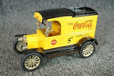 ERTL Die-Cast Coca-Cola 1913 Model T Coin Bank