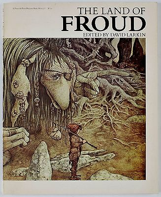 THE LAND OF FROUD  --  david LARKIN  EO 1977