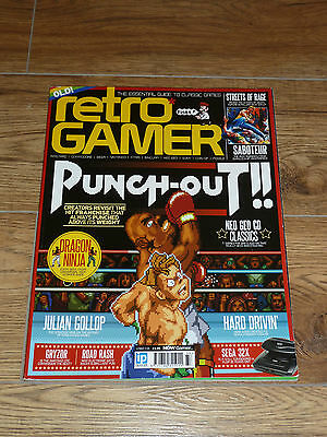 Retro Gamer Magazine Issue 133 Nintendo Super Punch Out OOP
