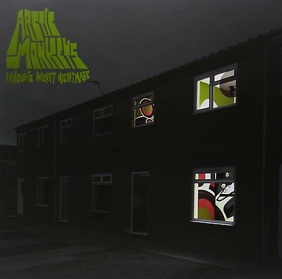 ARCTIC MONKEYS Favourite Worst Nightmare Vinyl LP 2007 (12 Tracks) NEW & SEALED
