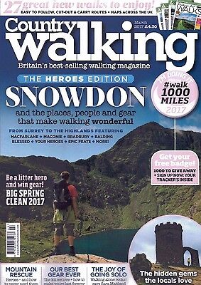 Country Walking Magazine - March 2017 - Issue 364