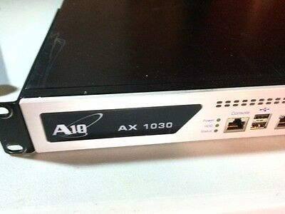 A10 Networks AX1030