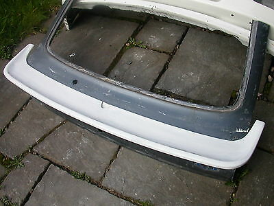 Sierra Cosworth Rs500 Lower Spoiler
