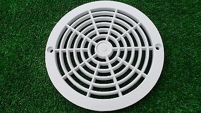 Certikin  Main Drain Flat Cover Grill Old Type