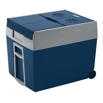Mobicool 48L Thermoelectric Cooler Grey Drink Chiller Storage Restaurant Home