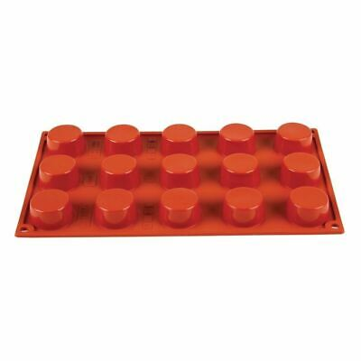 Pavoni Formaflex Silicone 15 Petit Baking Four Mould Freezer and Dishwasher Safe
