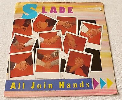 Slade - All join hands    UK 7""