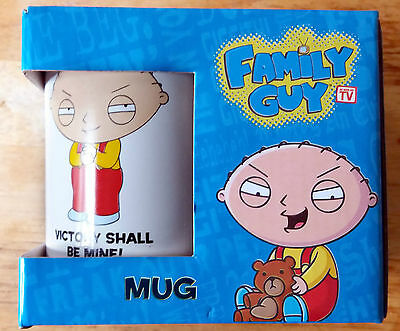 'Family Guy' China Mug featuring Stewie