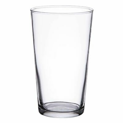 Arcoroc Beer Glasses CE Marked - Glasswasher Safe 570ml Pack of 48