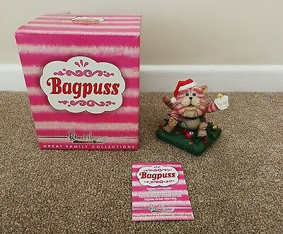 Robert Harrop Figurine Baubles & Bagpuss Bgcs05 Ltd Edition And Boxed