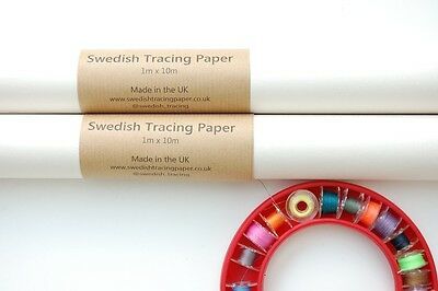 1m x 10m Swedish Tracing Paper! for dressmaking and pattern alterations