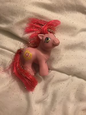 My Little Pony G1 Baby Ruby With Ring See Description