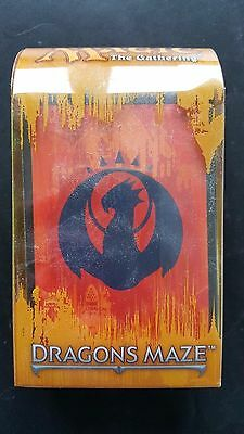 Dragons Maze Pre Release Sealed Pack English Izzet / Gruul Mtg Sd 30251