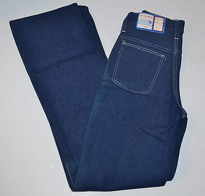 VINTAGE New Young Maverick (Blue Bell) Boys Blue Jeans 10 Slim