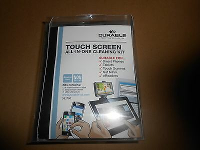 Durable *BNIB* Touch Screen Smart Phone Tablet All-in-One Cleaning Kit