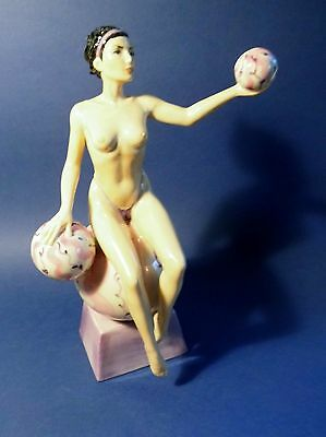 PEGGY DAVIES 'ISADORA' BY ANDY MOSS  29 cm tall