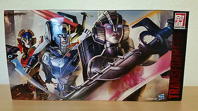 """Transformers SDCC Asia """"Combiner Hunters"""" 3-Pack Arcee / Chromia / Windblade NEW"""