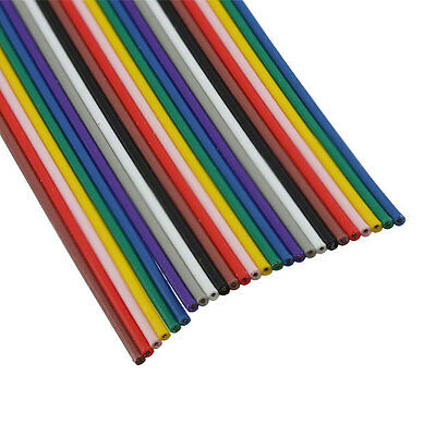 300' Reel of Flat Ribbon Cable 26-wires 28-AWG
