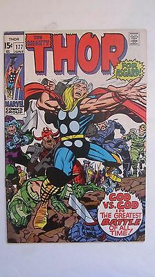 Thor #177 (Jun 1970, Marvel) VF/NM