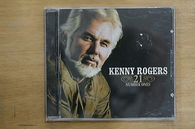 Kenny Rogers  – 21 Number Ones     (Box C252)