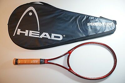 New Head Prestige Classic 600 Midsize Tennis Racket 4 1/2 Eu4 L4 Ivanisevic