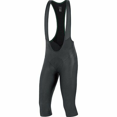 GORE BIKE WEAR Men's Element Plus 3/4 Bib Tights.  XL.  Black