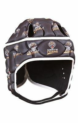 Wests Tigers CCC NRL Repeat Logo Head Gear! BNWT'S!