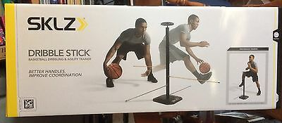 SKLZ Dribble Stick | Basketball Dribbling and Agility Trainer Brand New
