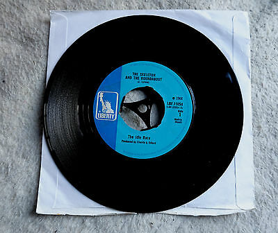 """The Idle Race """"the Skeleton And The Roundabout """" Jeff Lynne  1968 Rare"""