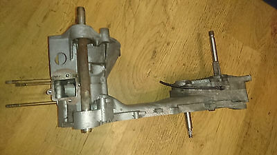 Cpi Gtr 50 2005 Engine Crank Cases Engine Gear Box Cases Crank Cases Covers Used
