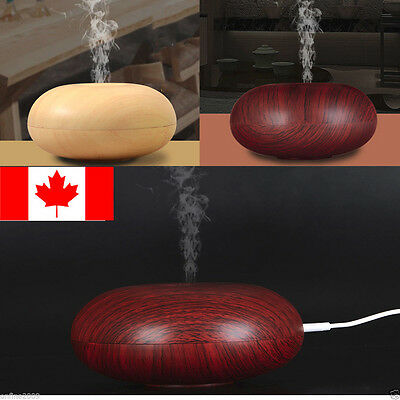Air Aroma Essential Oil Diffuser LED Ultrasonic Aroma Aromatherapy Humidifier CA